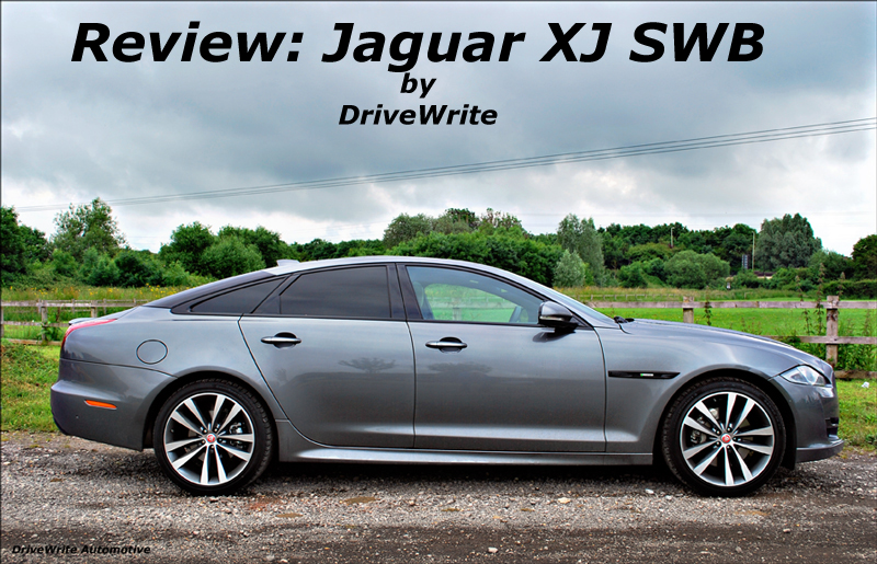 Jaguar XJ, automotive blog, DriveWrite Automotive, car blog, motoring blog