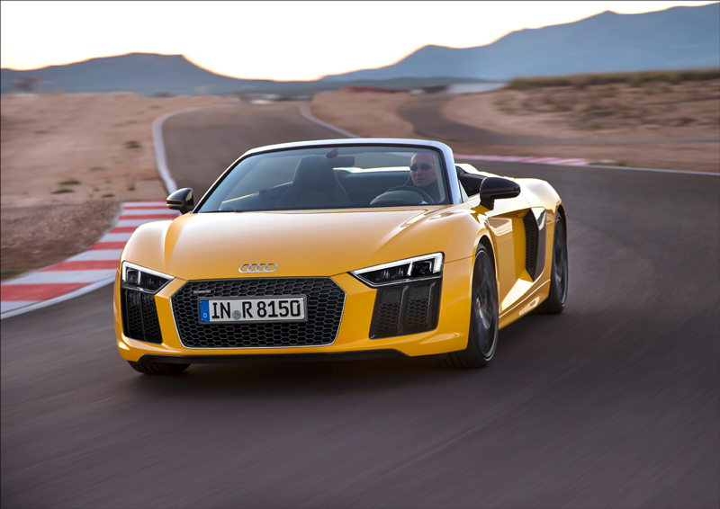 Audi R8 Spyder, DriveWrite Automotive, car blog, motoring blog