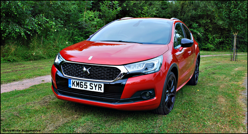 DS4 Crossback, DS, DriveWrite Automotive, car blog, motoring blog