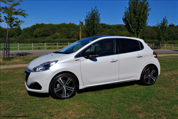 Peugeot 208, new cars, DriveWrite Automotive, car blog, motoring blog