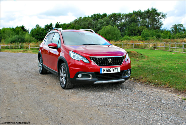 Peugeot 2008, new cars, DriveWrite, car, motoring, automotive