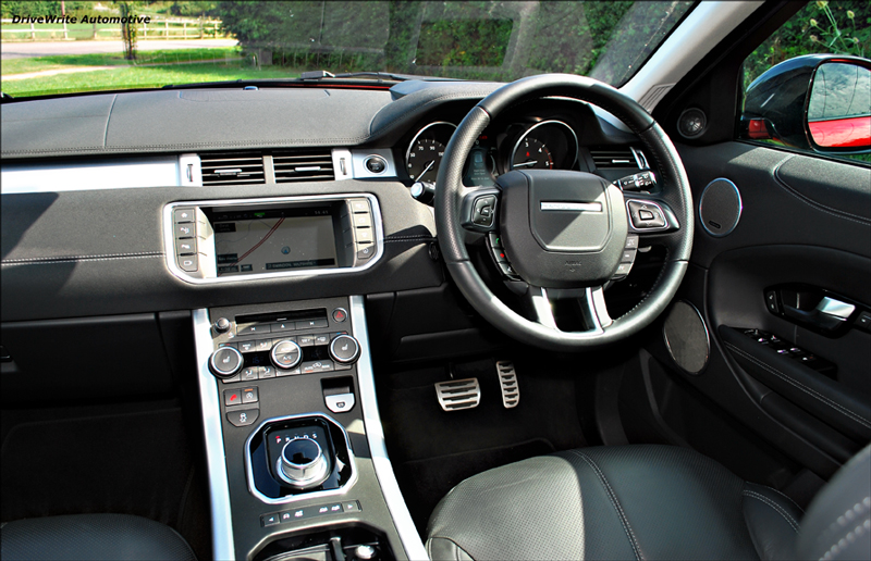 Evoque, Range Rover, SUV, DriveWrite Automotive, motoring blog, car blog