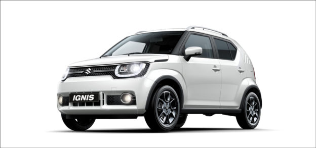 Suzuki Ignis, new cars, DriveWrite Automotive, car, motoring, blog