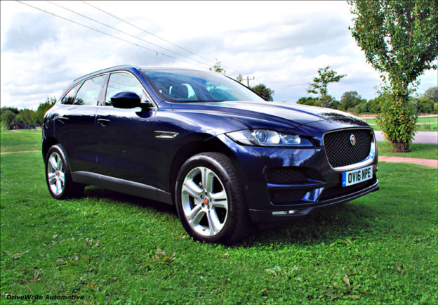 Jaguar F-Pace, SUV, crossover, DriveWrite Automotive, car blog, motoring blog, new cars