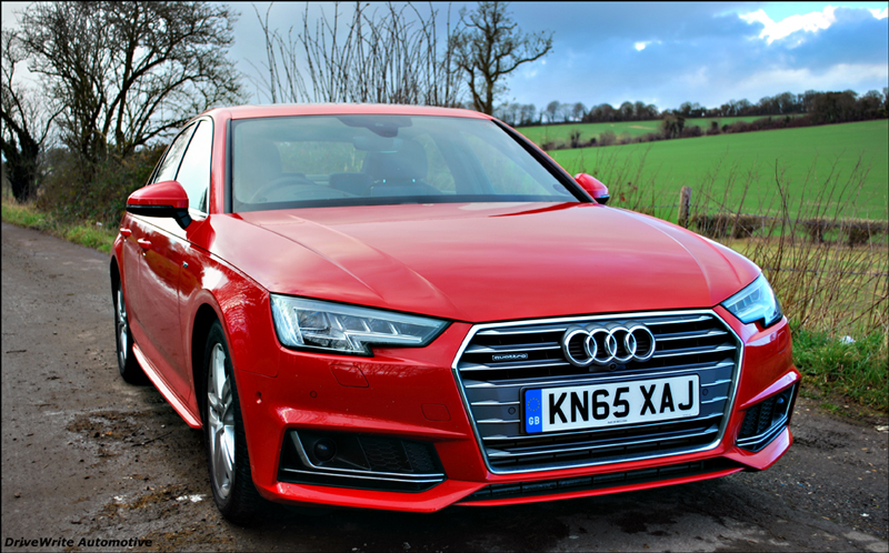 old cars, new cars, Audi A4, DriveWrite Automotive, car blog, motoring blog
