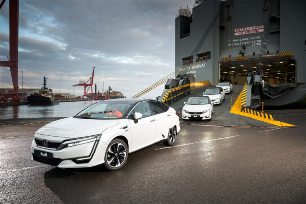 Honda, Hydrogen fuel cell, alternative fuels, electric cars, EV, DriveWrite, Automotive, motoring, car