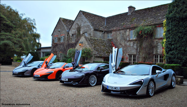 McLaren, supercars, sports cars, DriveWrite Automotive, motoring, car, blog