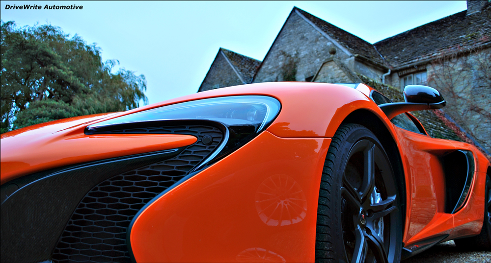 McLaren, 650S, Spider, sports cars, supercars, driveWrite Automotive, motoring, cars, blog