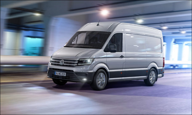Volkswagen Crafter, Van Monster, new vans, VW, DriveWrite Automotive, commercial vehicle