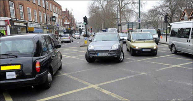 Councils, box junction, parking, road safety, DriveWrite, automotive, motoring, car, blog, council tax