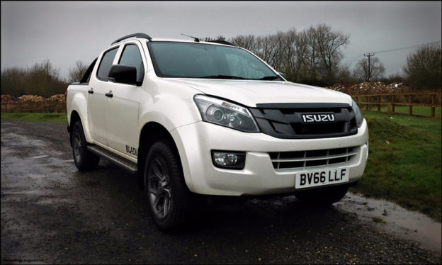 Isuzu D-Max Blade, pickup truck, commercial vehicle, family car, ute, flatbed, DriveWrite Automotive, motoring, cars, blog