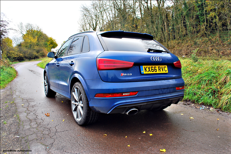 Audi RSQ3, Performance, crossover, SUV, new cars, 4x4, DriveWrite, Automotive, motoring, car, blog