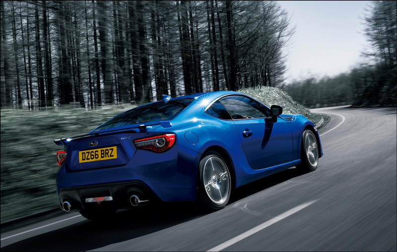 Subaru BRZ, sports car, new car, DriveWrite Automotive, motoring, car, driving