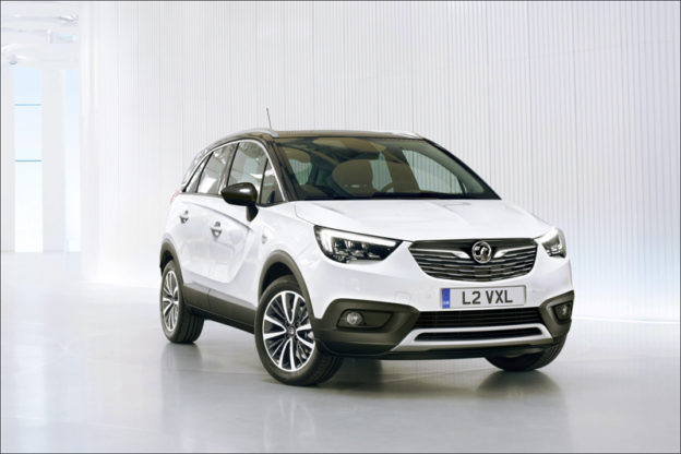 Vauxhall Crossland X, new car, crossover, DriveWrite Automotive, motoring, car, blog