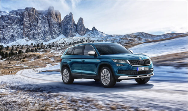 Skoda Kodiaq Scout, new cars, SUV, 4x4, DriveWrite Automotive, motoring, cars