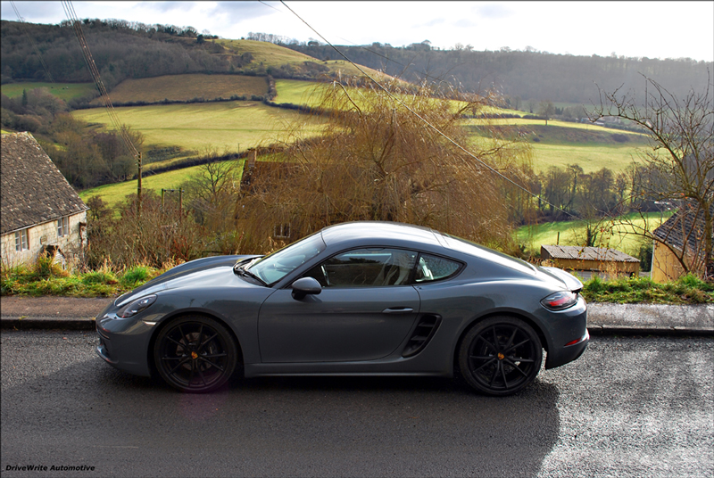 Car, Porsche, 718, Cayman, sports car, supercar, DriveWrite Automotive, motoring,
