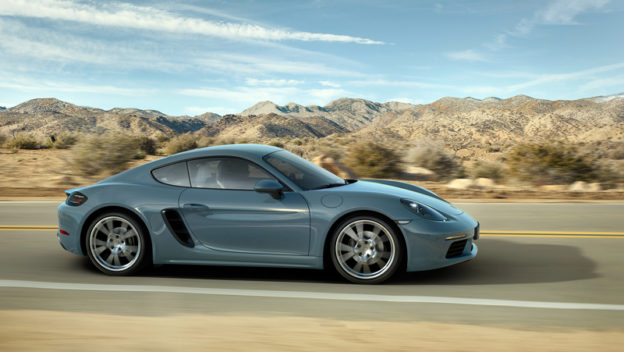 Porsche, Cayman, 718, sports car, DriveWrite Automotive, motoring, car, blog