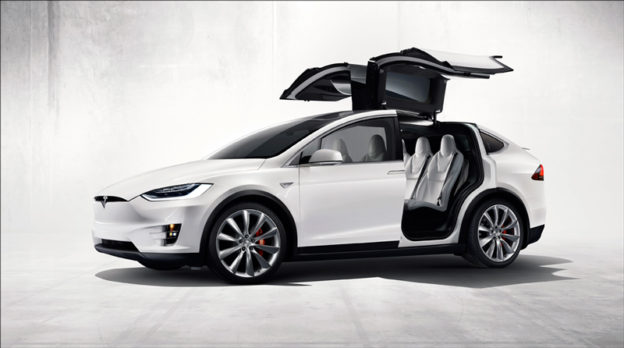 Tesla Model X, EV, electric vehicle, Jerry Mooney