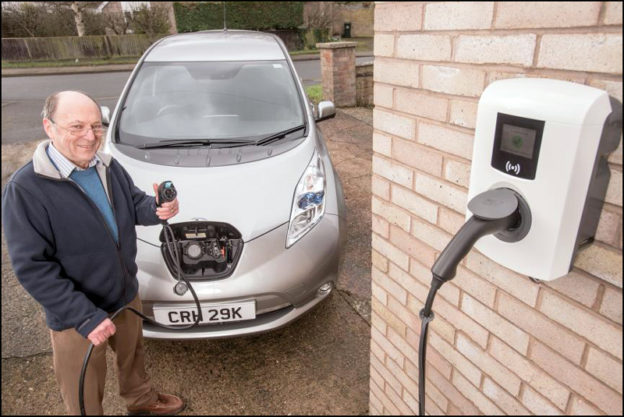 EV, smart chargers, electric vehicles, DriveWrite Automotive, motoring, cars, blog