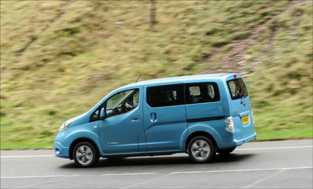 electric vans, EV, commercial vans, Van Monster,