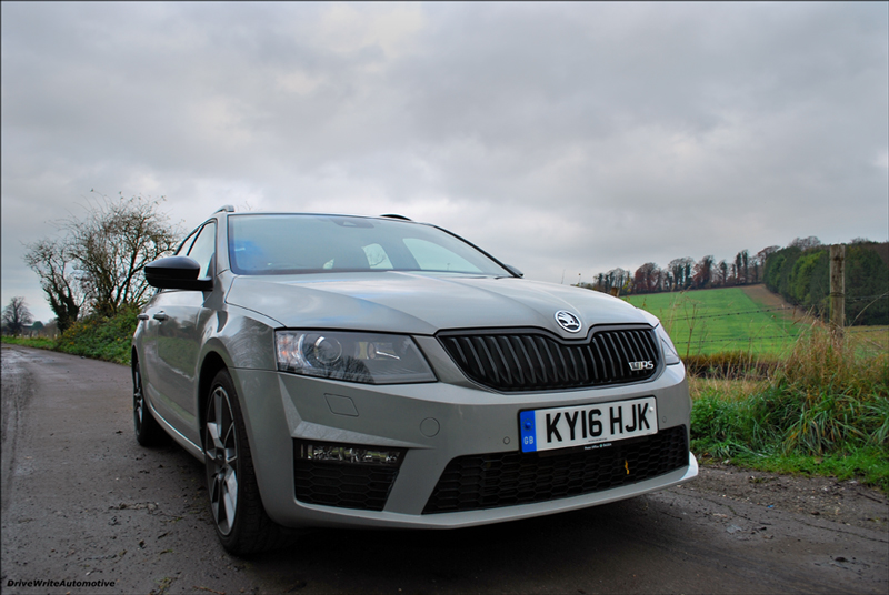 Skoda Octavia vRS, 4x4, new cars, Geneva Motor Show, hhatchback, performance car, DriverWrite Automotive, motoring, cars, blog