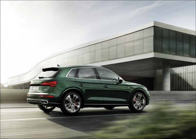 Audi SQ5, SUV, crossover, new car, DriveWrite Automotive, motoring, car, blog
