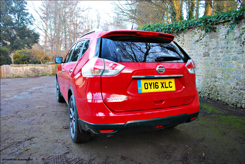 Nissan X-Trail, SUV, new cars, crossover, AWD, 4x4, DriveWrite Automotive, cars, motoring, blog