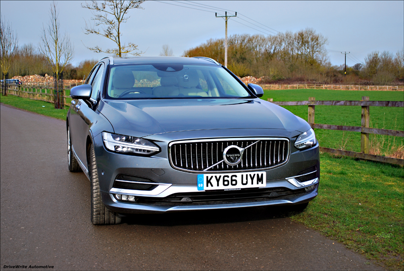 Volvo V90, Swedish car, safety, automotive, Volvo, DriveWrite Automotive, motoring blog, car blog, new cars
