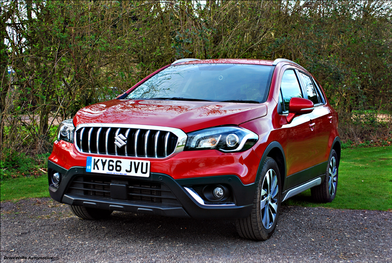 suzuki sx4 s cross friendly persuasion drivewrite automotive. Black Bedroom Furniture Sets. Home Design Ideas