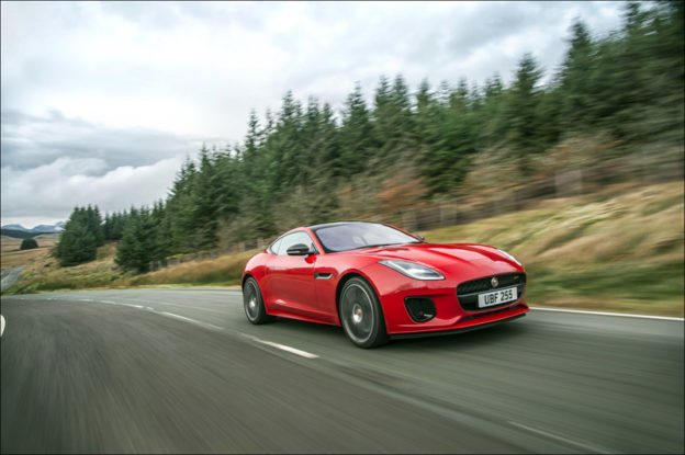 Jaguar F-Type, F-Pace, sports cars, green cars, Jaguar, DriveWrite, Automotive blog, motoring blog, car blog