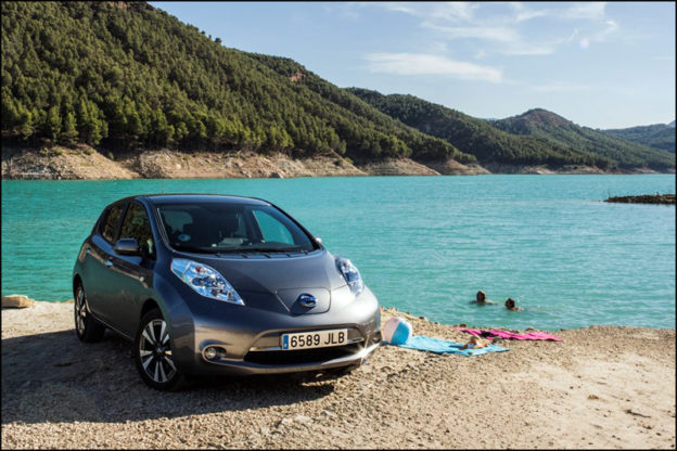 Nissan Leaf, Westway, electric car, buy electric car, EV, DriveWrite Automotive