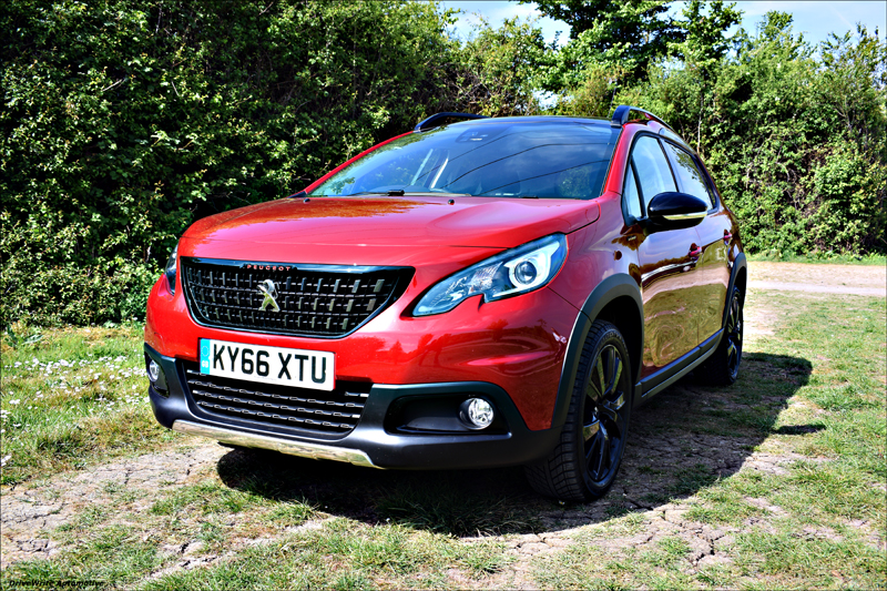 Peugeot 2008, GT-LIne, crossover, SUV, small SUV, new cars, DriveWrite Automotive, motoring blog, car blog