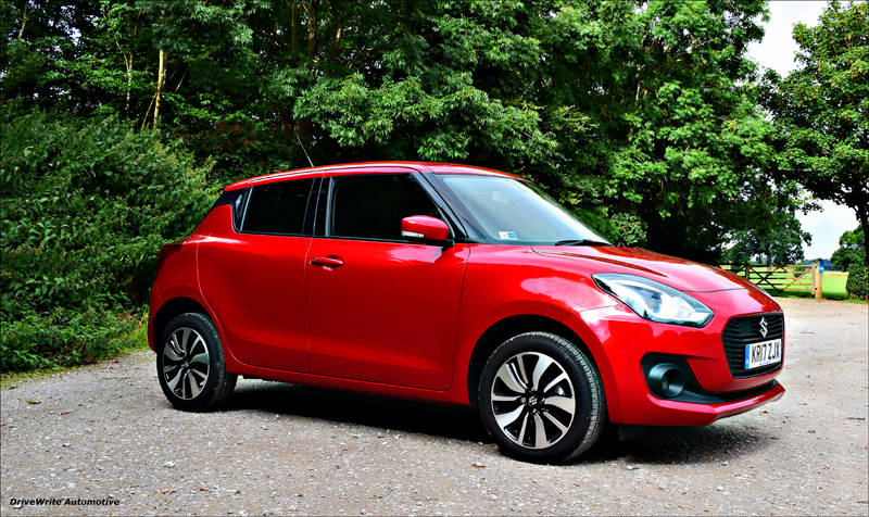 Suzuki Swift, supermini, Suzuki, new cars, hatchback, DriveWrite Automotive, motoring blog, car blog