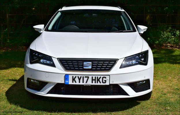 Seat Leon ST, new cars, family cars, SEAT, estate cars, DriveWrite Automotive, motoring blog, car blog