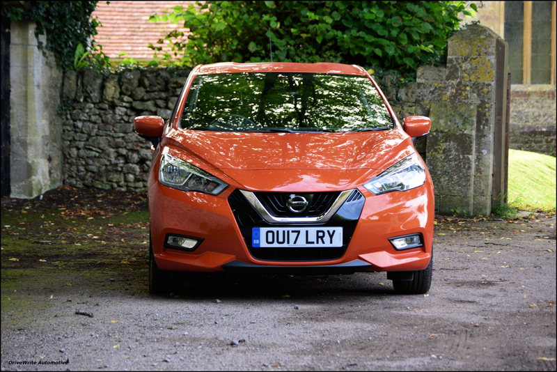 Nissan Micra, supermini, new cars, diesel, petrol, DriveWrite Automotive, motoring blog, car blog