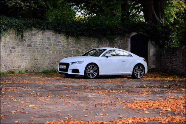 Audi TT, Audi, sports car, German sports cars, sports coupe, coupe, DriveWrite Automotive, motoring blog, car blog