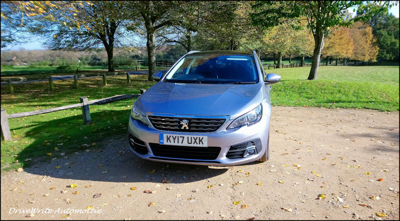 Peugeot 308 SW, Peugeot, 308, new cars, station wagon, estate car, family car, lifestyle auto, auto, DriveWrite Automotive, business car, motoring blog, car blog