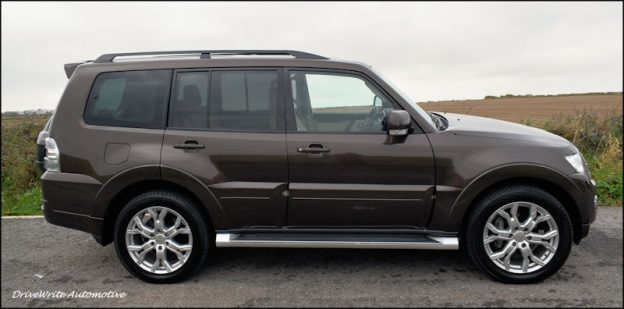 Mitsubishi Shogun, Sport, Shogun, Mitsubishi, SUV, off-road, 4x4, 4WD, Family car, Lifestyle, auto, DriveWrite Automotive, motoring blog, car blog