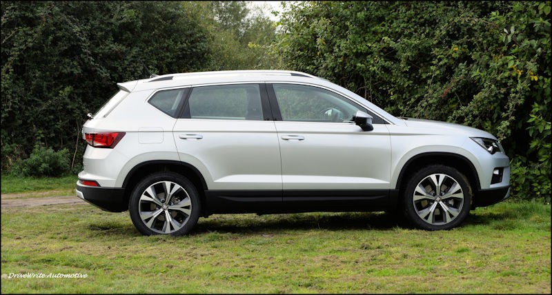 SEAT Ateca, SEAT, Ateca, SUV, crossover, new cars, lifestyle, auto, DriveWrite Automotive, 4WD, AWD, motoring blog, car blog