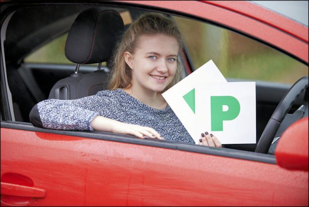 drive, new driver, learner driver, Zalloys, alloy wheel protectors, driving test, learning to drive, DriveWrite Automotive, motoring blog, car blog, nervouse driver