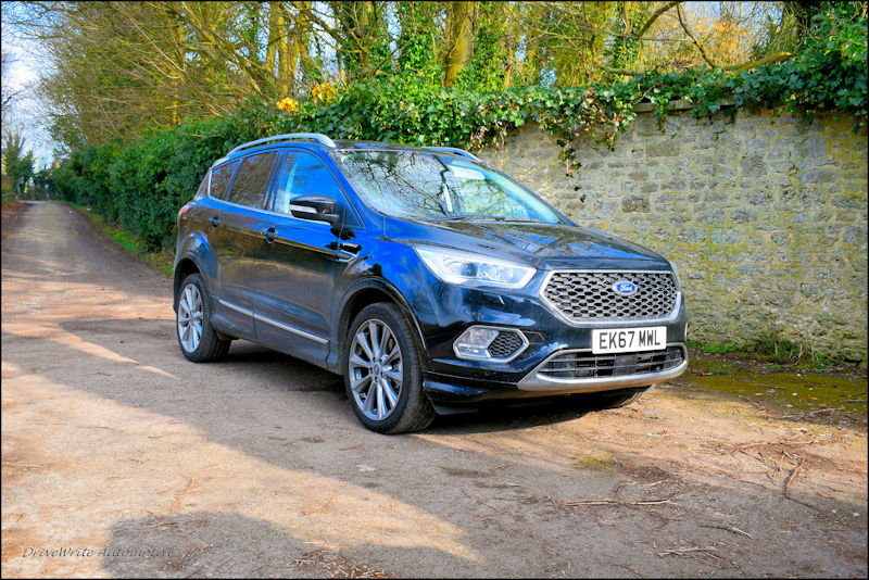 ford kuga vignale review is the top spec worth the money. Black Bedroom Furniture Sets. Home Design Ideas