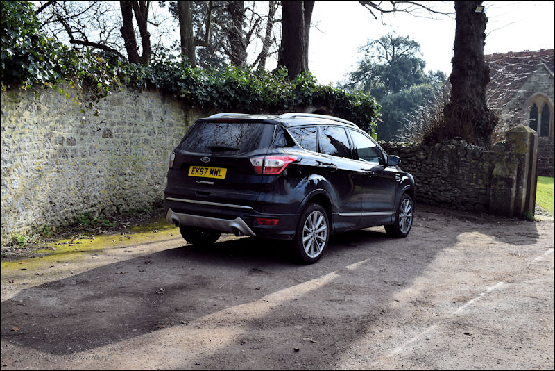 ford kuga vignale review is the top spec worth the money drivewrite automotive. Black Bedroom Furniture Sets. Home Design Ideas